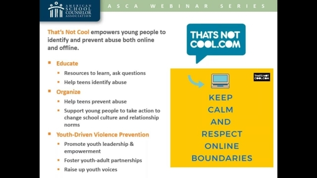 How School Professionals Can Support Healthy Relationships