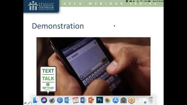 Help Your Students Prepare for College with Text, Talk, Set to Go